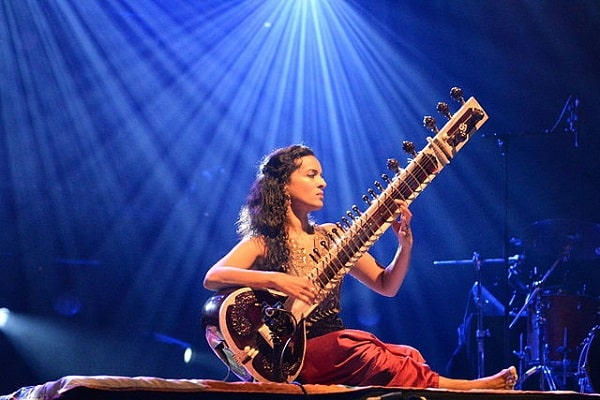 sitarist anoushka shankar