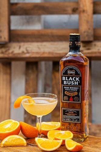 Summer cocktails blackbush