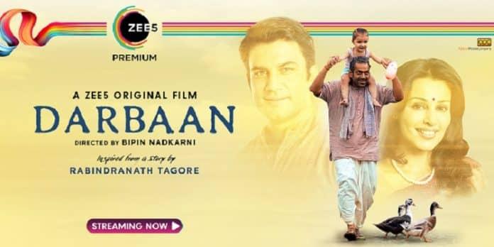 poster of darbaan zee5