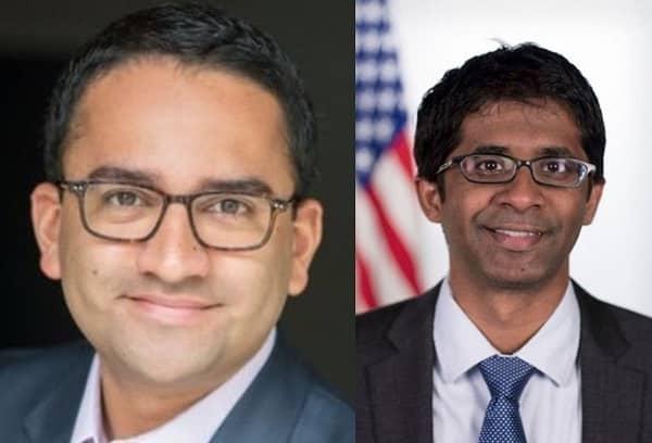 Gautam Raghavan and Vinay Reddy