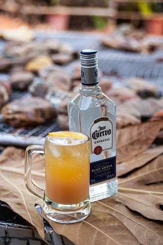 Summer cocktails joe cuervo
