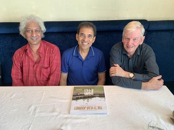 r kaushik, india's 71-year test