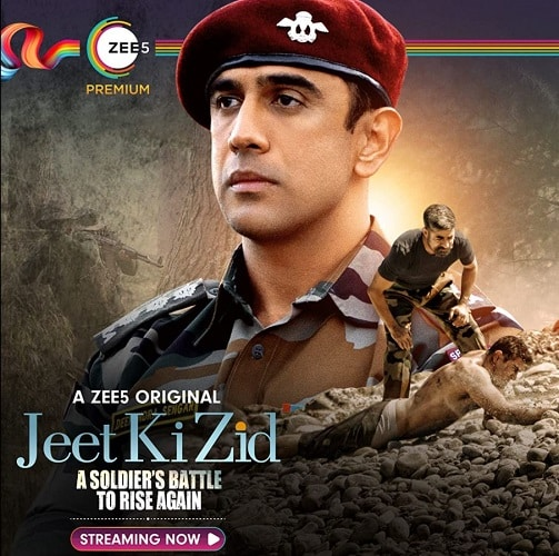 Jeet Ki Zid movie poster