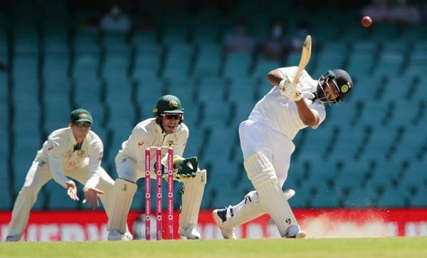 rishabh pant batting