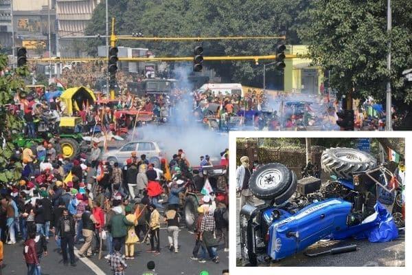 tractor rally delhi