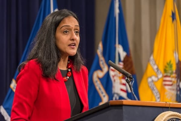 vanita gupta, indian american, biden team, assistant attorney general AG