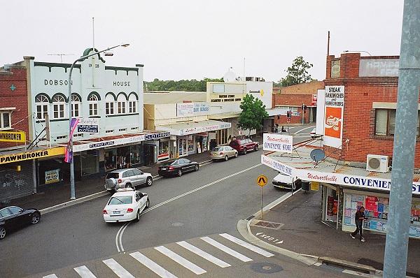 wentworthville street view