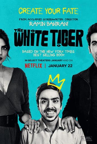 the white tiger netflix