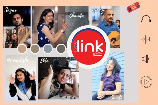 indian link radio Anchors