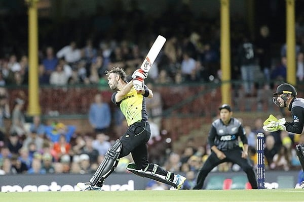 glenn maxwell australian cricket player