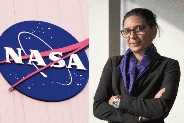 Bhavya lal appointed as NASA's acting cheif of staff