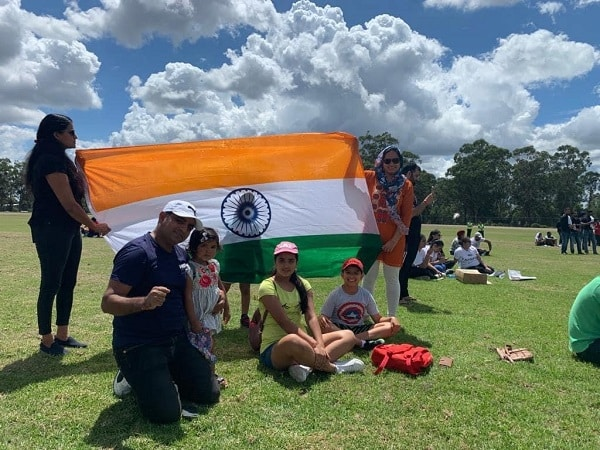 sydney's sikh community gathers to support indian farmers
