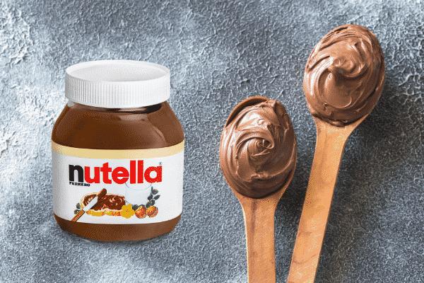 easy nutella dessert recipes