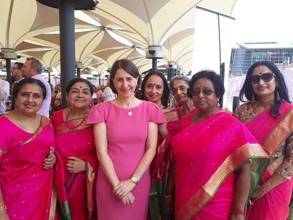 pink saris nsw