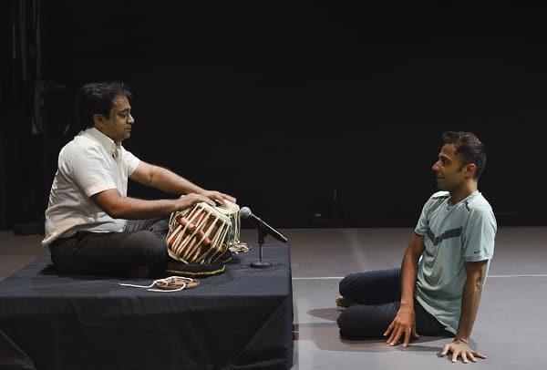 Maharshi Raval and Raghav Handa live show