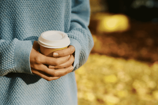 disposable coffee cup environment