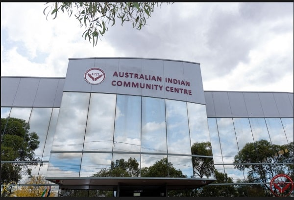 Australian Indian Community Centre building