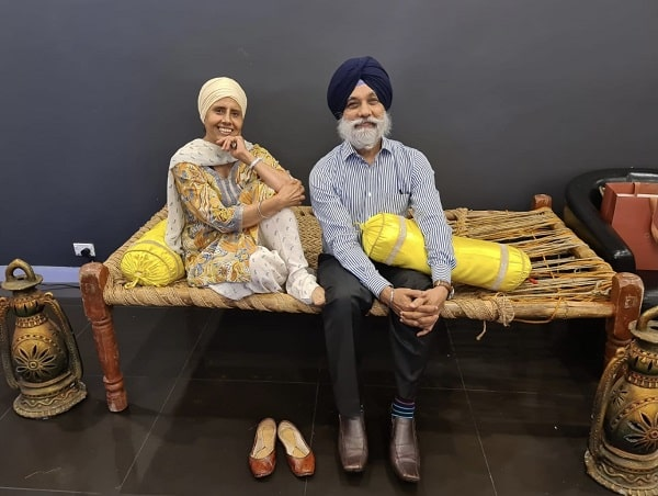 Harinder Kaur Harman foundation