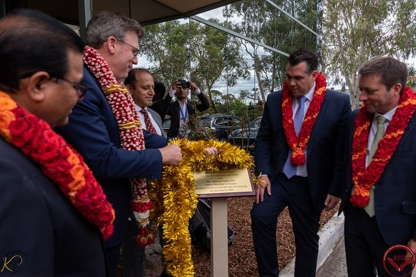 Australian Indian Community Centre inauguration