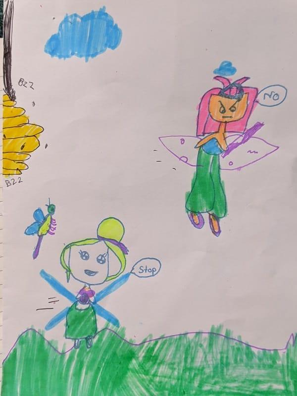 Aahana Chakraborty illustrations