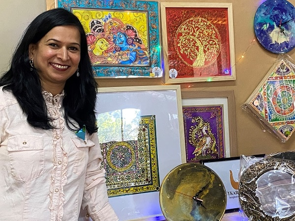 art by heart: Artist Shubhangi Kapare