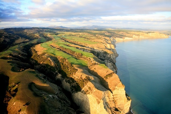 cape kidnappers HAWKES bAY