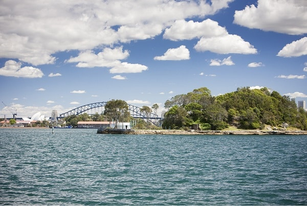 clark island Sydney