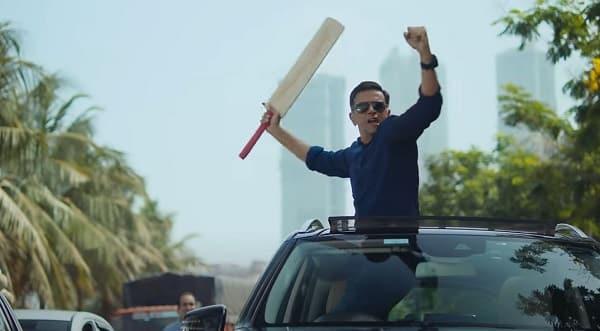 rahul dravid advertisement