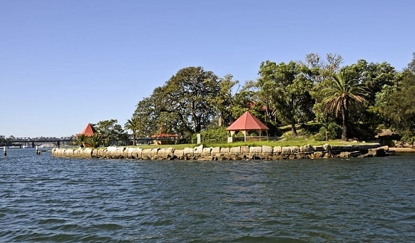 rodd island sydney