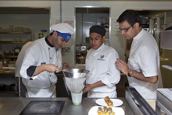 chefs in kichen