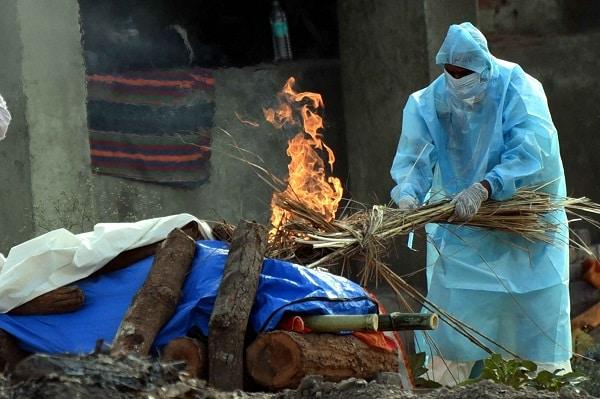 COVID cremation
