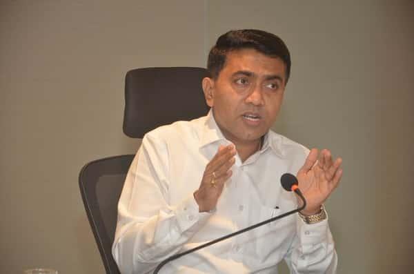 Goa's Chief Minister Pramod Sawant