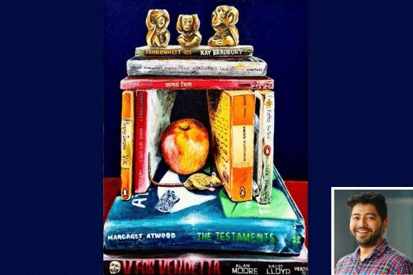 WYNDHAM art prize raj panda