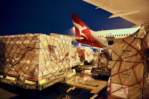 australia dispatches medical supplies to India