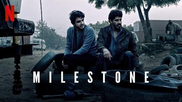 milestone film poster review (MEEL PATTHAR)