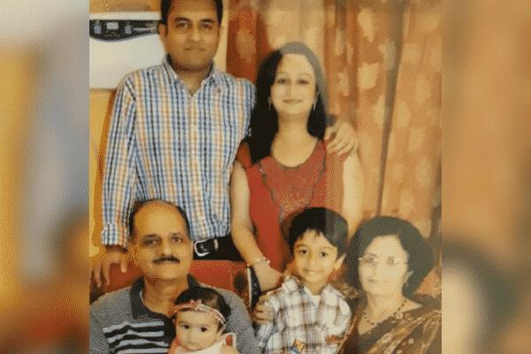 sagar mehrotra and family