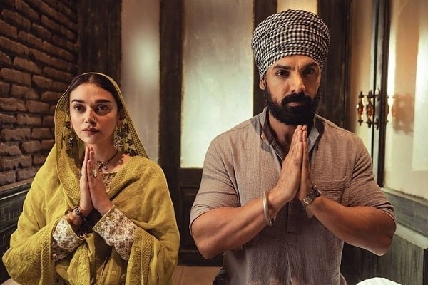 sardar ka grandson movie review johna braham and aditi rao hydari cameo