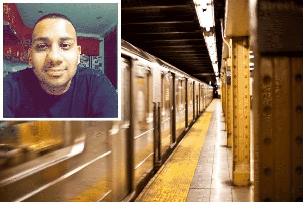 tobin madathil train driver saves asian american
