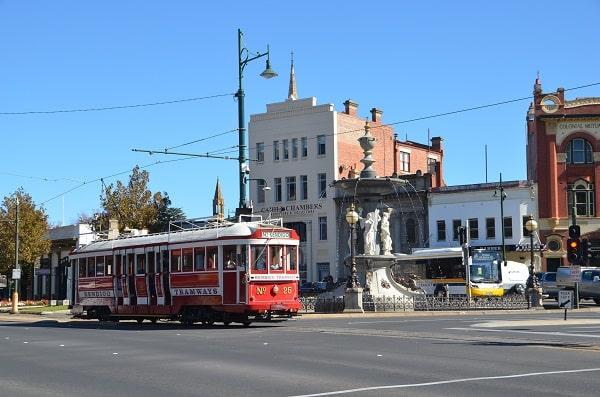 Bendigo landmark
