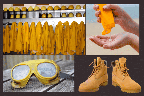 Protective workwear clothing and accessories