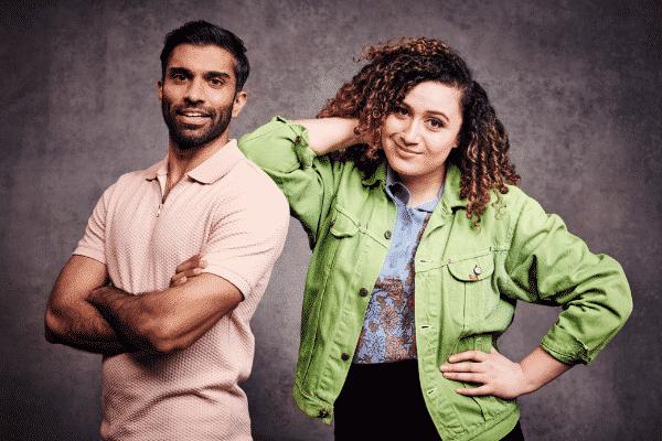 Lead Actors: Rose Matafeo and Nikesh Patel