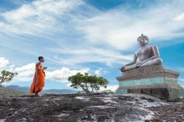 Lord Buddha- Nirvanam