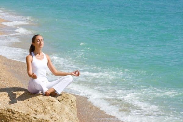 Meditative yogic practices