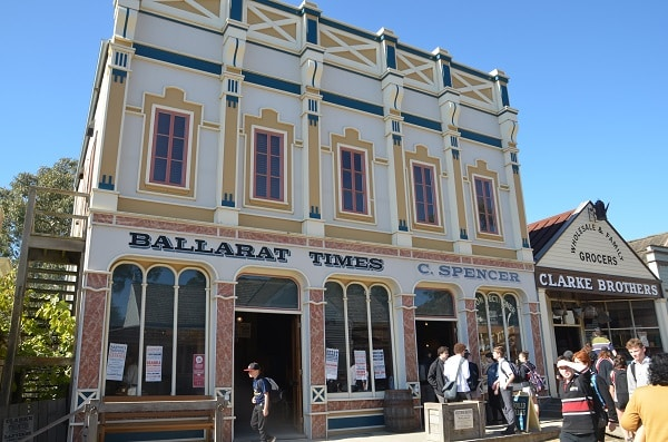 Sovereign Hill Ballarat