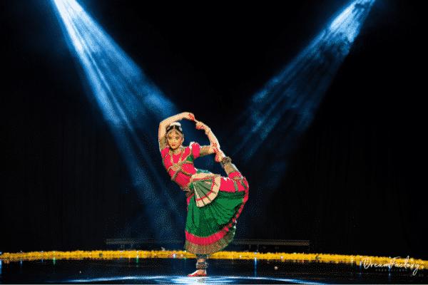 Spotlighted is Sagarika Venkat