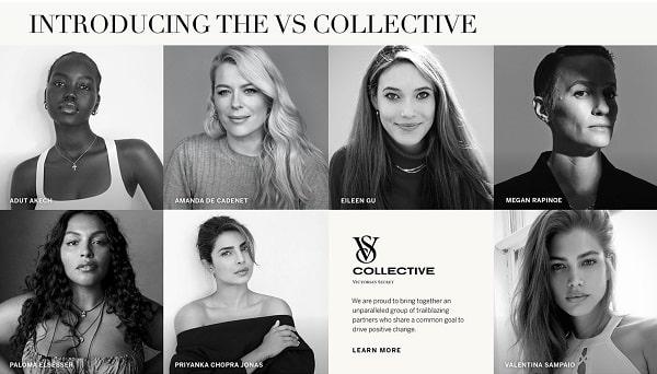 Victoria's Secret 'VS Collective'