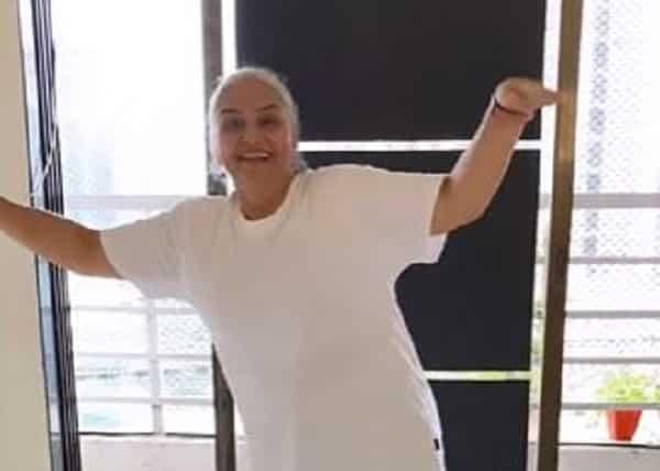 dancing dadi ravi bala sharma