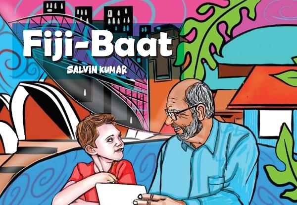 fiji-baat by salvin kumar book one cover