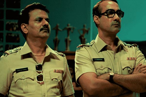 Ranvir Shorey and Girish Kulkarni in Sunflower. Source: IMDB