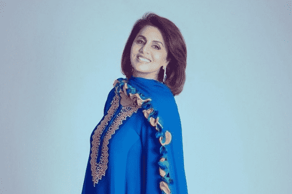 Actress Neetu Kapoor